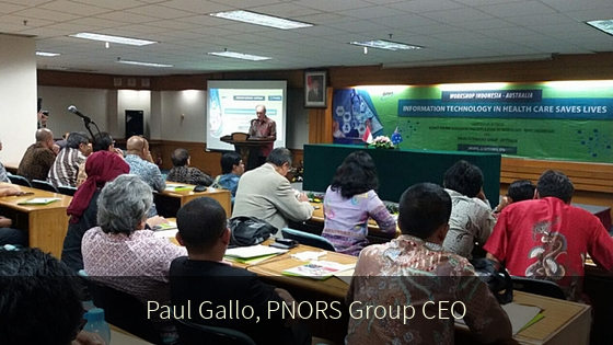 Paul Gallo CEO PNORS