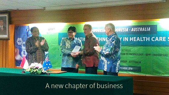PNORS Indonesia MOU signed